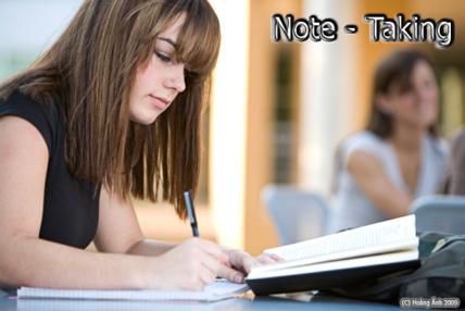 Taking-Notes---Notetaking-T