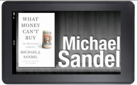 """""""What Money Can't Buy"""" - Những gì mà tiền không mua được?"""